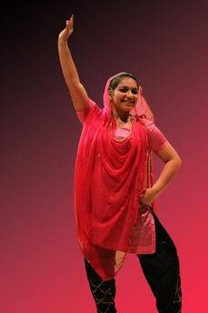 Bollywood dancer Savita Madan